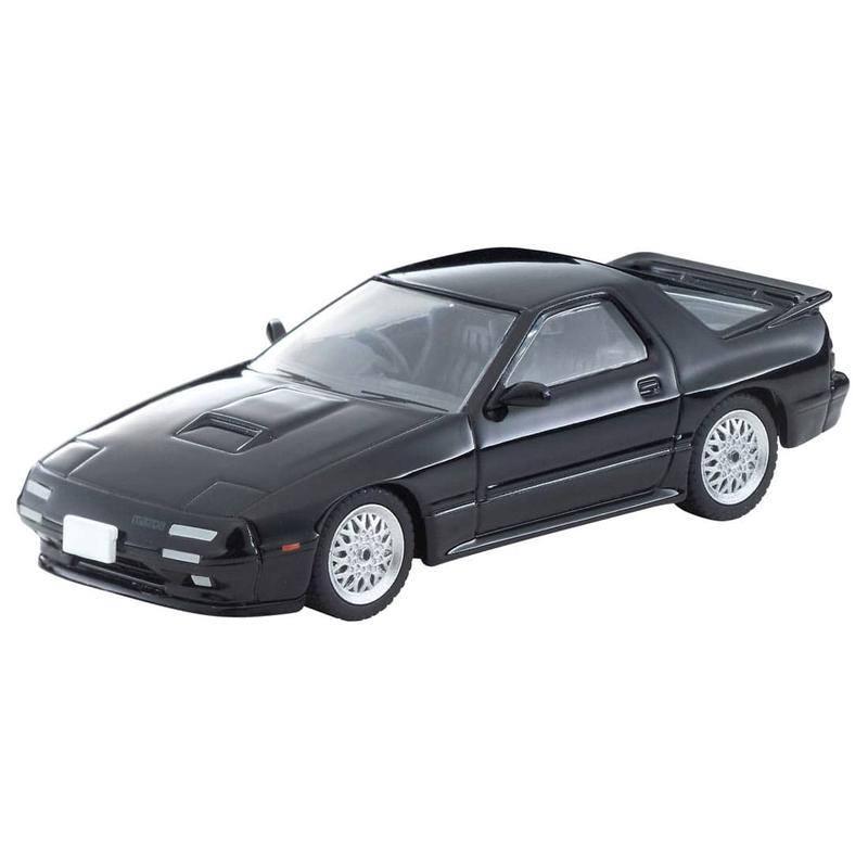 1/64 Tomica Limited Vintage NEO LV-N192e Savanna RX-7 Infini (Black)