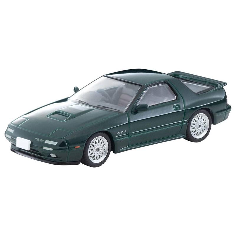 1/64 Tomica Limited Vintage NEO LV-N192f Savanna RX-7 Winning Limited (Green)