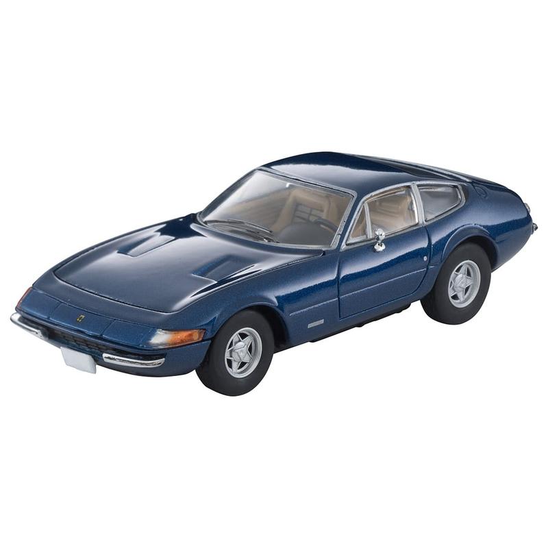 1/64 Tomica Limited Vintage NEO Ferrari 365 GTB4 (Navy)
