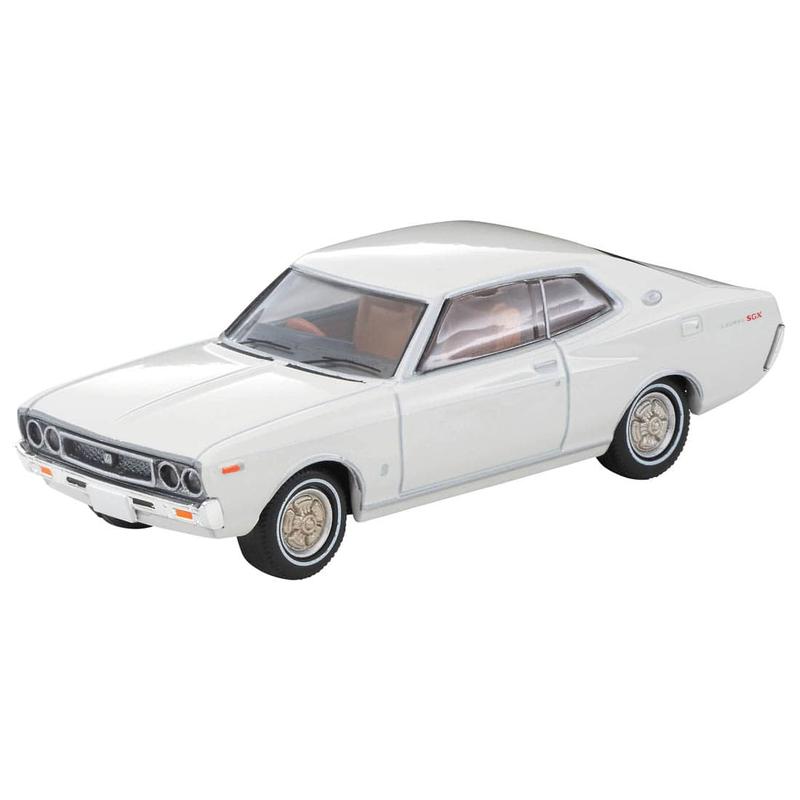 1/64 Tomica Limited Vintage NEO LV-N242a Nissan Laurel Hard Top 2000SGX (White)