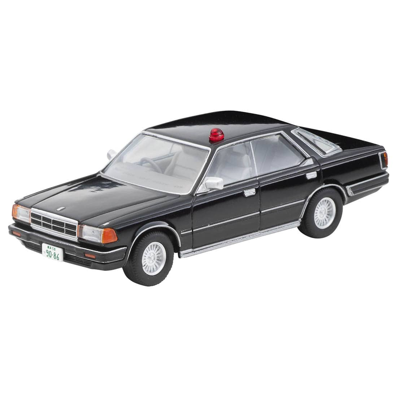 1/64 Tomica Limited Vintage NEO LV-N Abunai Deka Vol.9 Nissan Cedric HT V20 Turbo SGL (Black)