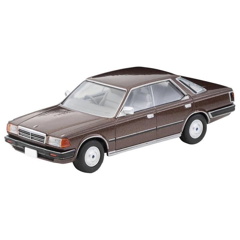1/64 Tomica Limited Vintage NEO LV-N246a Nissan Gloria HT V20 Turbo SGL (Brown)