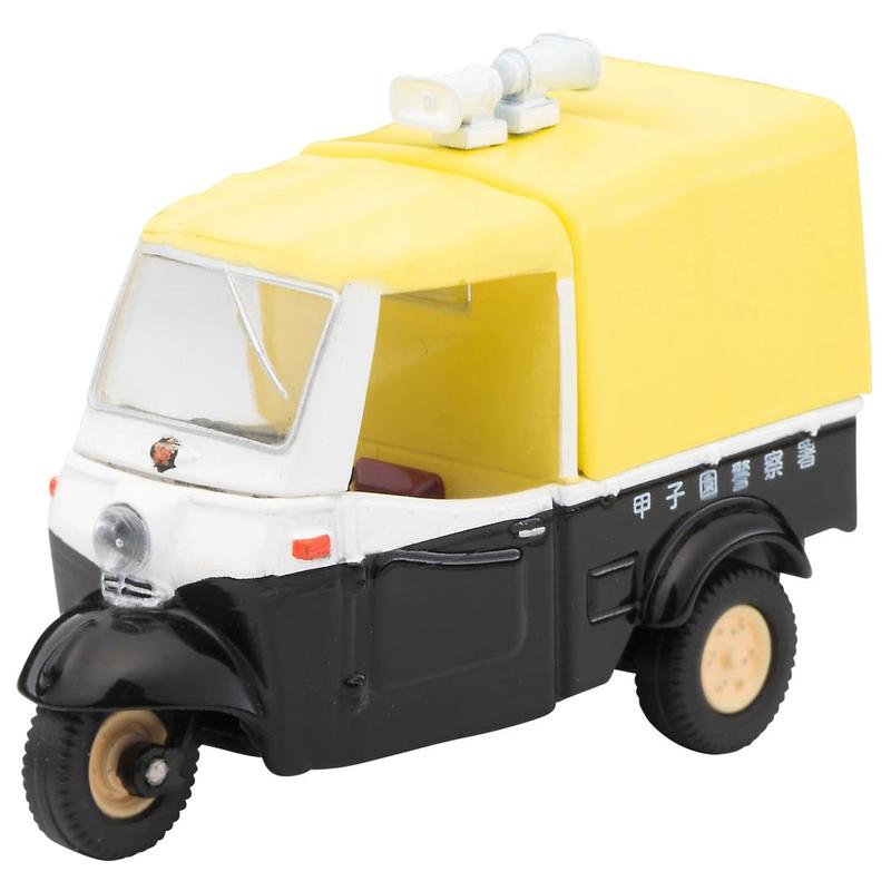 1/64 Tomica Limited Vintage LV-197a Daihatsu Midget Patrol Car