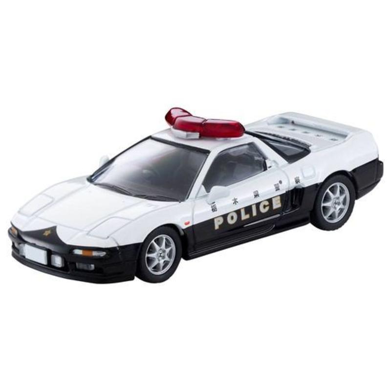 1/64 Tomica Limited Vintage NEO LV-N248a Honda NSX Patrol Car