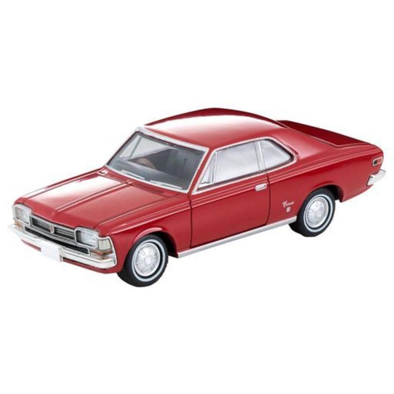 1/64 Tomica Limited Vintage LV-196b Toyopet Crown Hardtop 68 Model (Red)