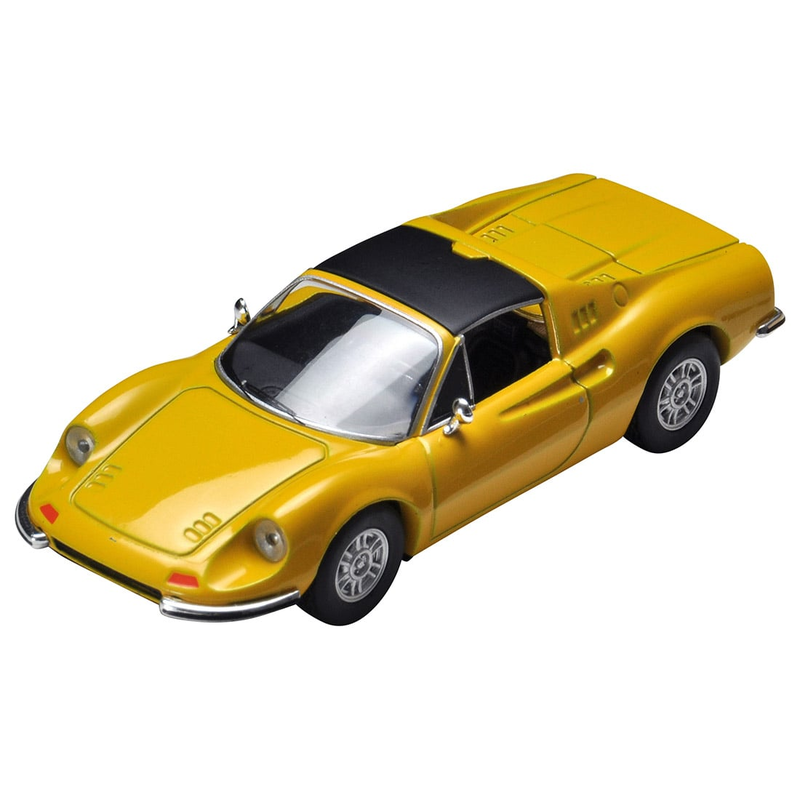 1/64 Tomica Limited Vintage Neo Ferrari 246GTS Yellow