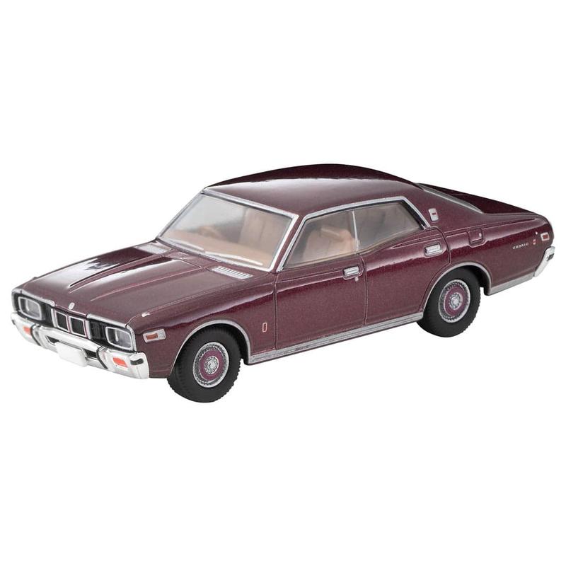 1/64 Tomica Limited Vintage Neo LV-N250a Nissan Cedric 4-Door HT2800SGL (Maroon)