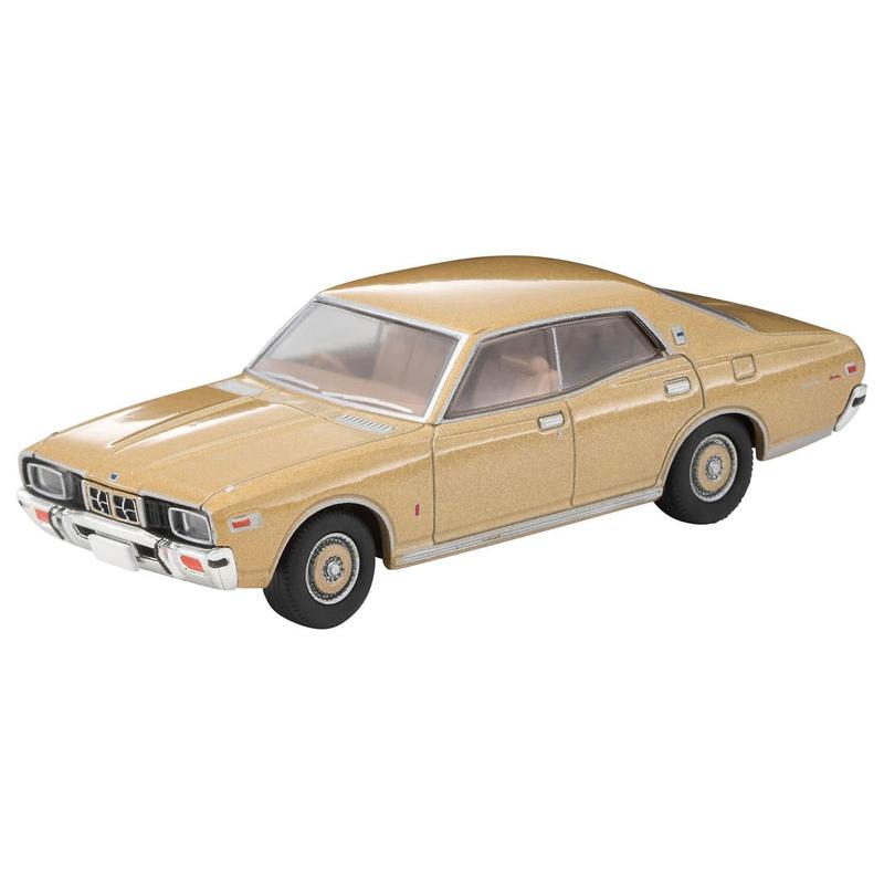 1/64 Tomica Limited Vintage Neo LV-N251a Nissan Gloria 4-door HT2800SGL (Beige)