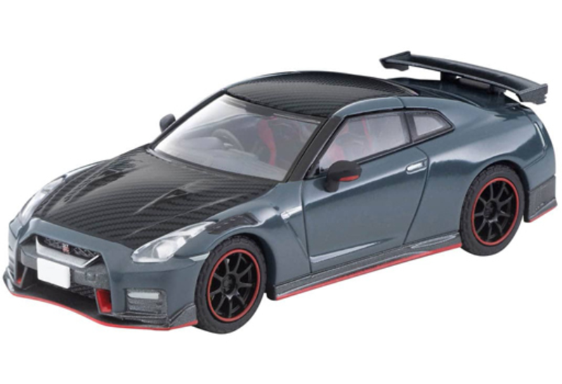 1/64 Tomica Limited Vintage NEO LV-N254a NISSAN GT-R NISMO Special edition 2022 model (Gray)