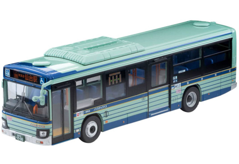 1/64 Tomica Limited Vintage NEO LV-N139k Isuzu Elga Sendai City Transportation Bureau