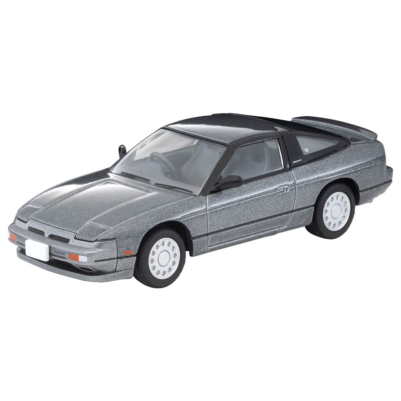 1/64 Tomica Limited Vintage NEO LV-N252a Nissan 180SX TYPE-II Special Selection Equipped Car (Gray M)