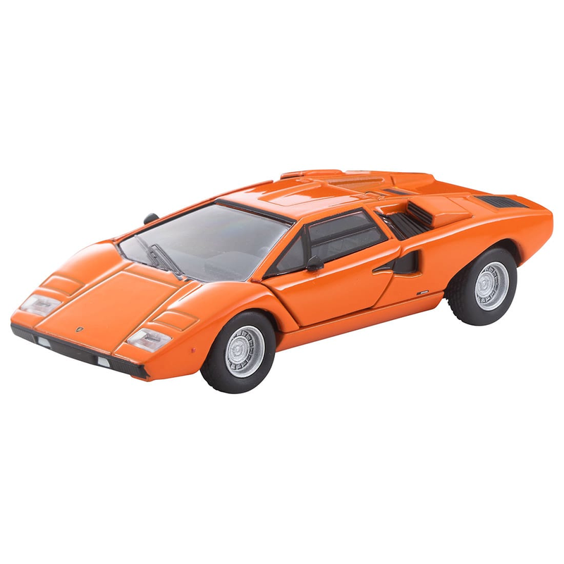 1/64 Tomica Limited Vintage LV Lamborghini Countach LP400 (Orange)