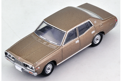 1/64 Tomica Limited Vintage NEO LV-N122a Cedric 2000GL 1975 (Brown)