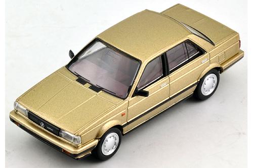 1/64 Tomica Limited Vintage NEO LV-N10d Nissan Sunny 1500 Super Saloon (Gold)