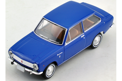 1/64 Tomica Limited Vintage NEO LV-N83d Sunny 1000 2-door Sedan DX (Blue)