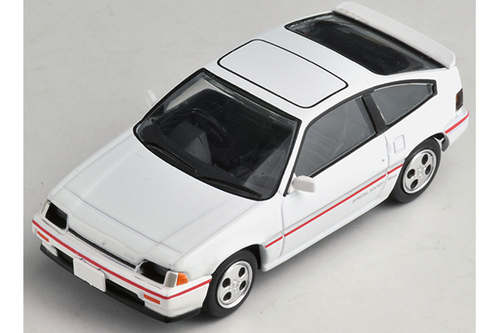 1/64 Tomica Limited Vintage LV-N124b Honda Ballade Sports CR-X 1.5i Special Edition (White)