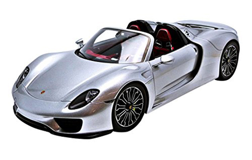 1 18 spark porsche 918 spyder open roof 2014 18s172. Black Bedroom Furniture Sets. Home Design Ideas